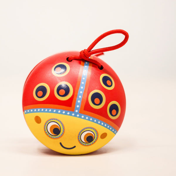 Animambo Wooden Castanet