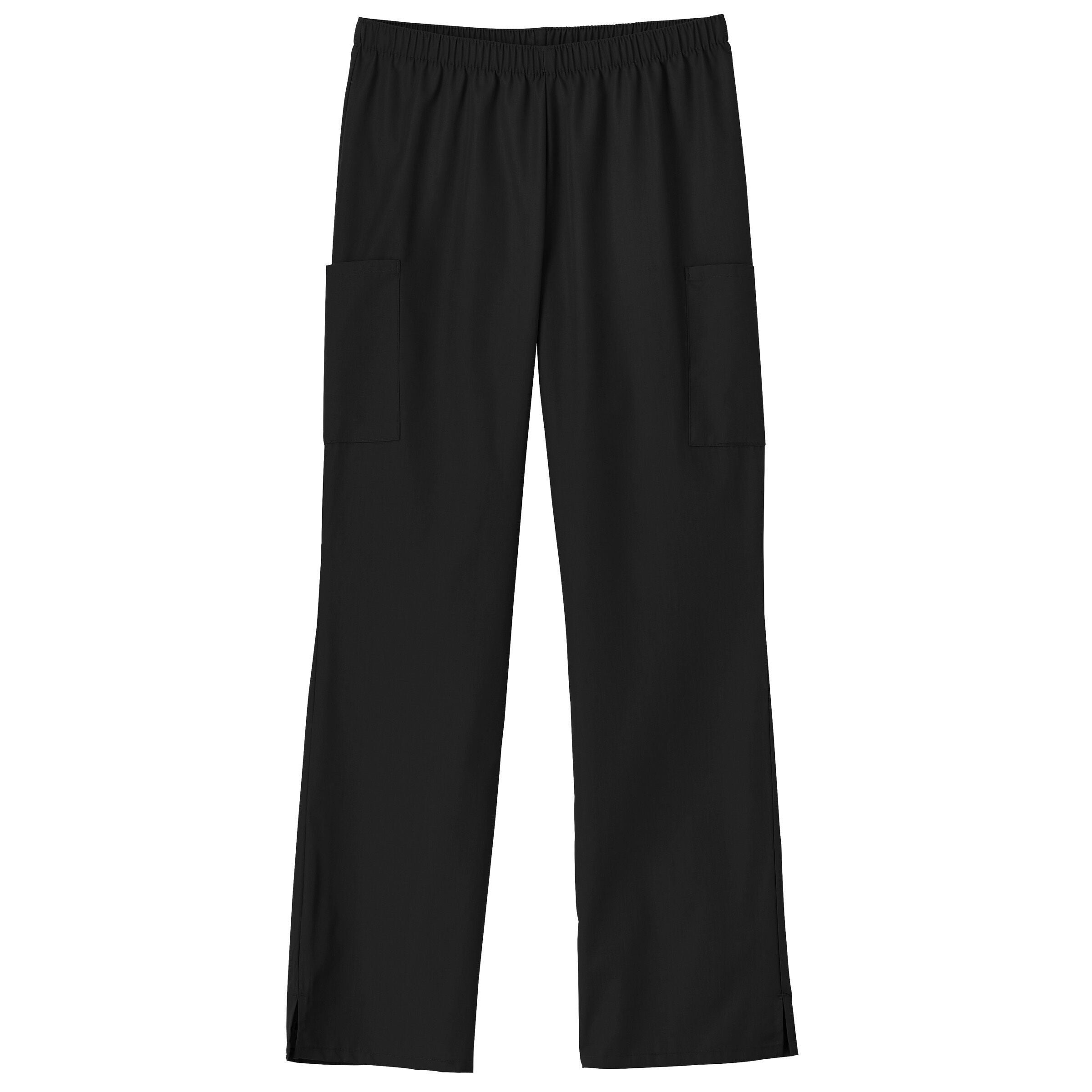 Ladies Cargo Pant Full Elastic Fundamentals