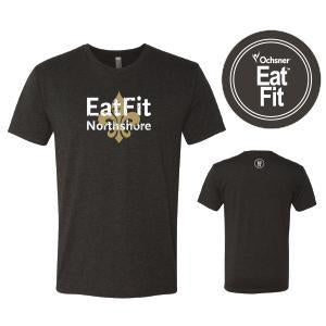 Eat Fit Northshore T Shirt - Crew