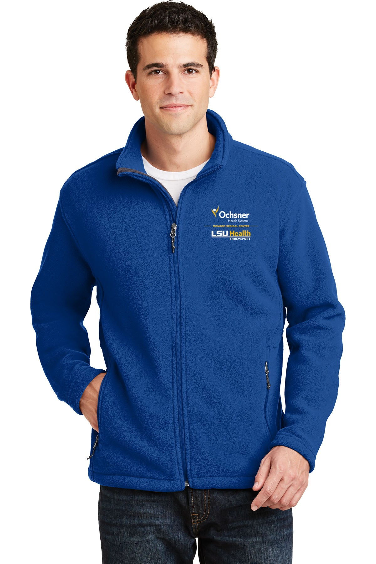Ochsner/LSU Shreveport Value Fleece