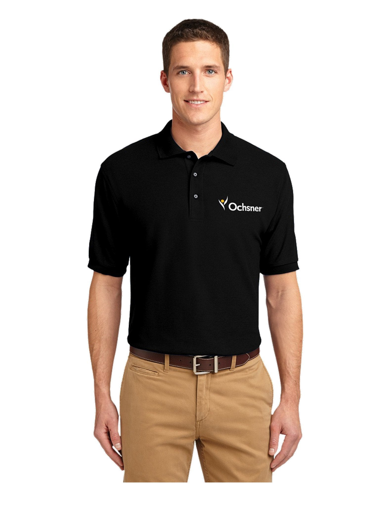 Port Authority Men's Silk Touch Polo