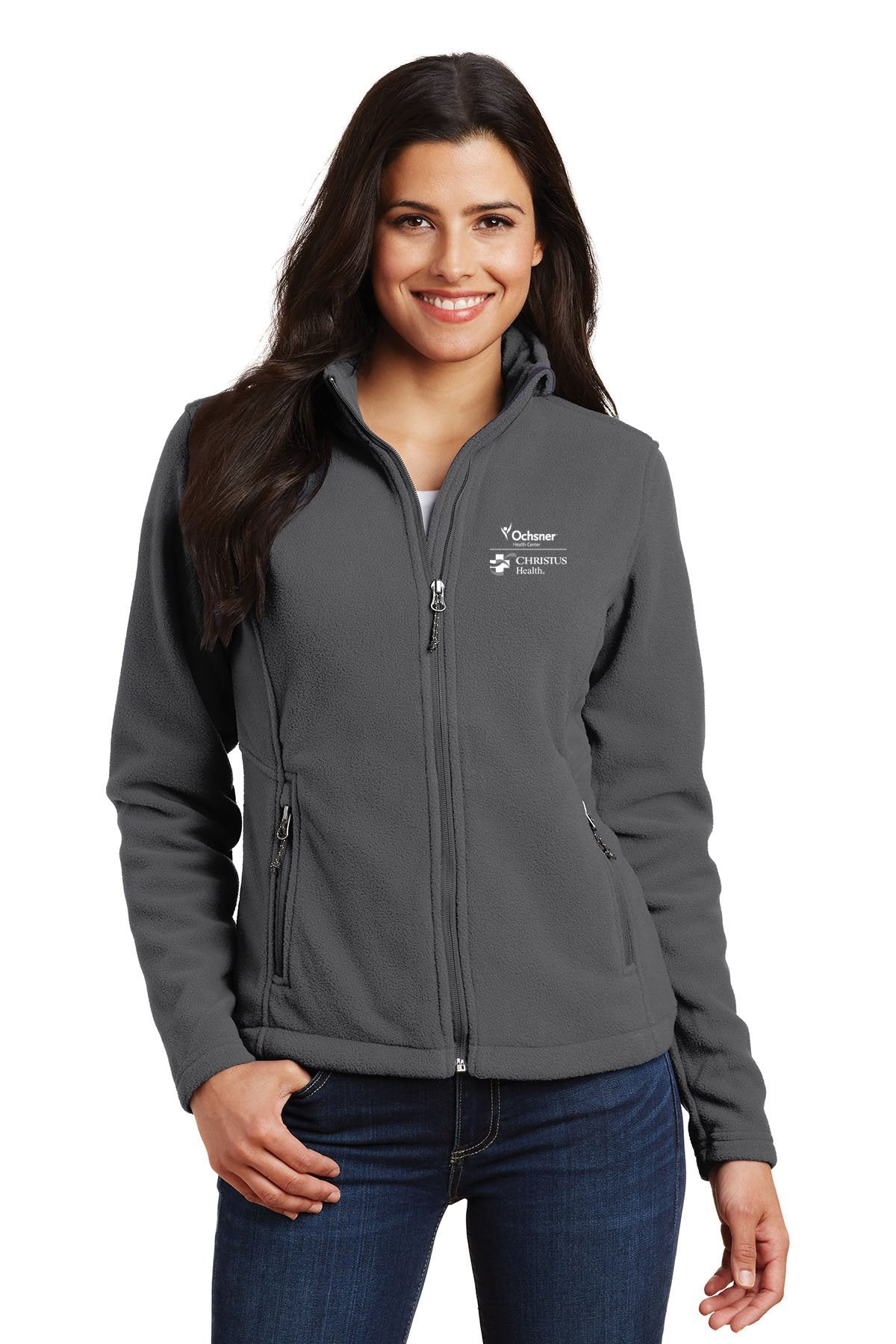 Port Authority Women's Value Fleece Ochsner Christus