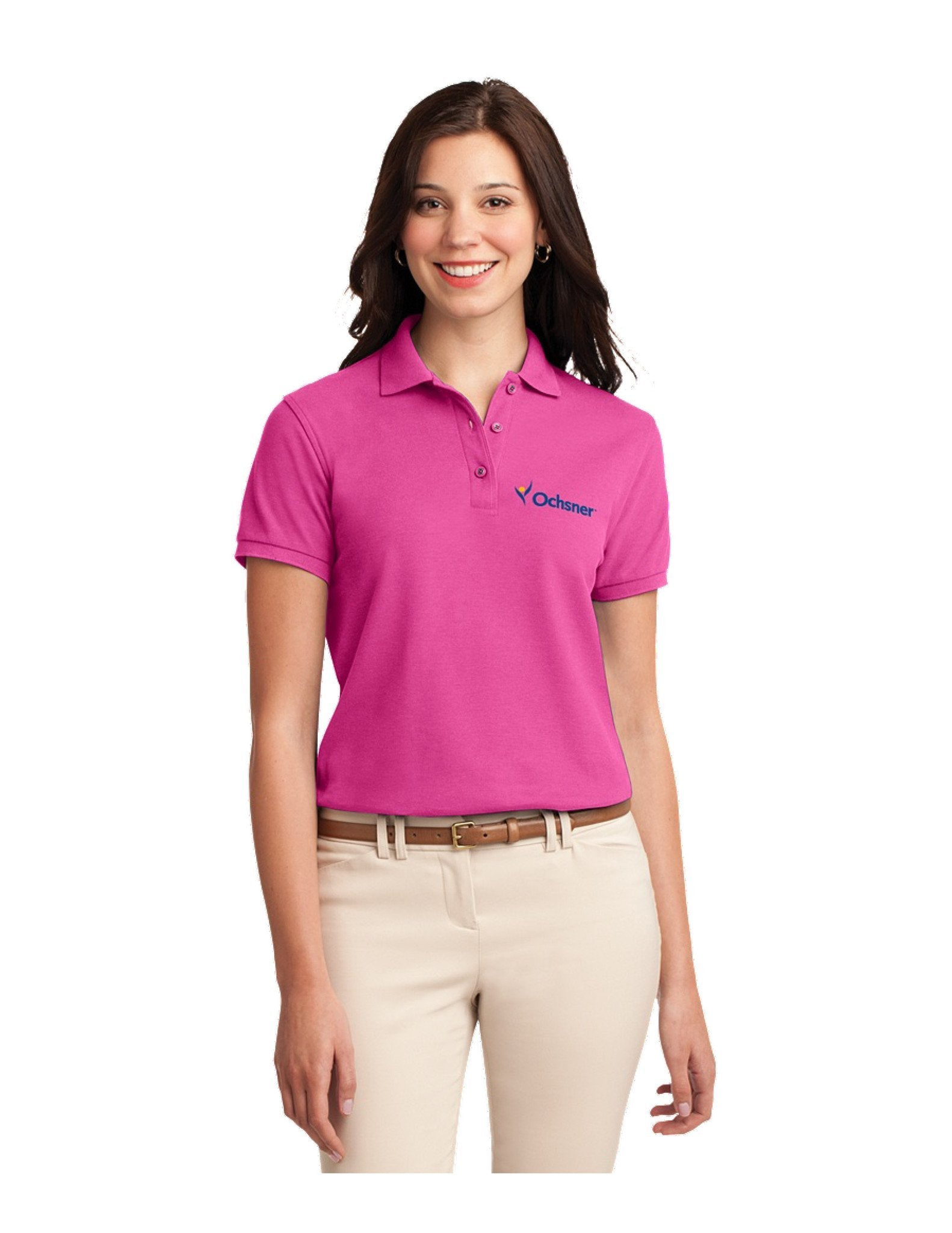 Port Authority Women's Silk Touch Polo