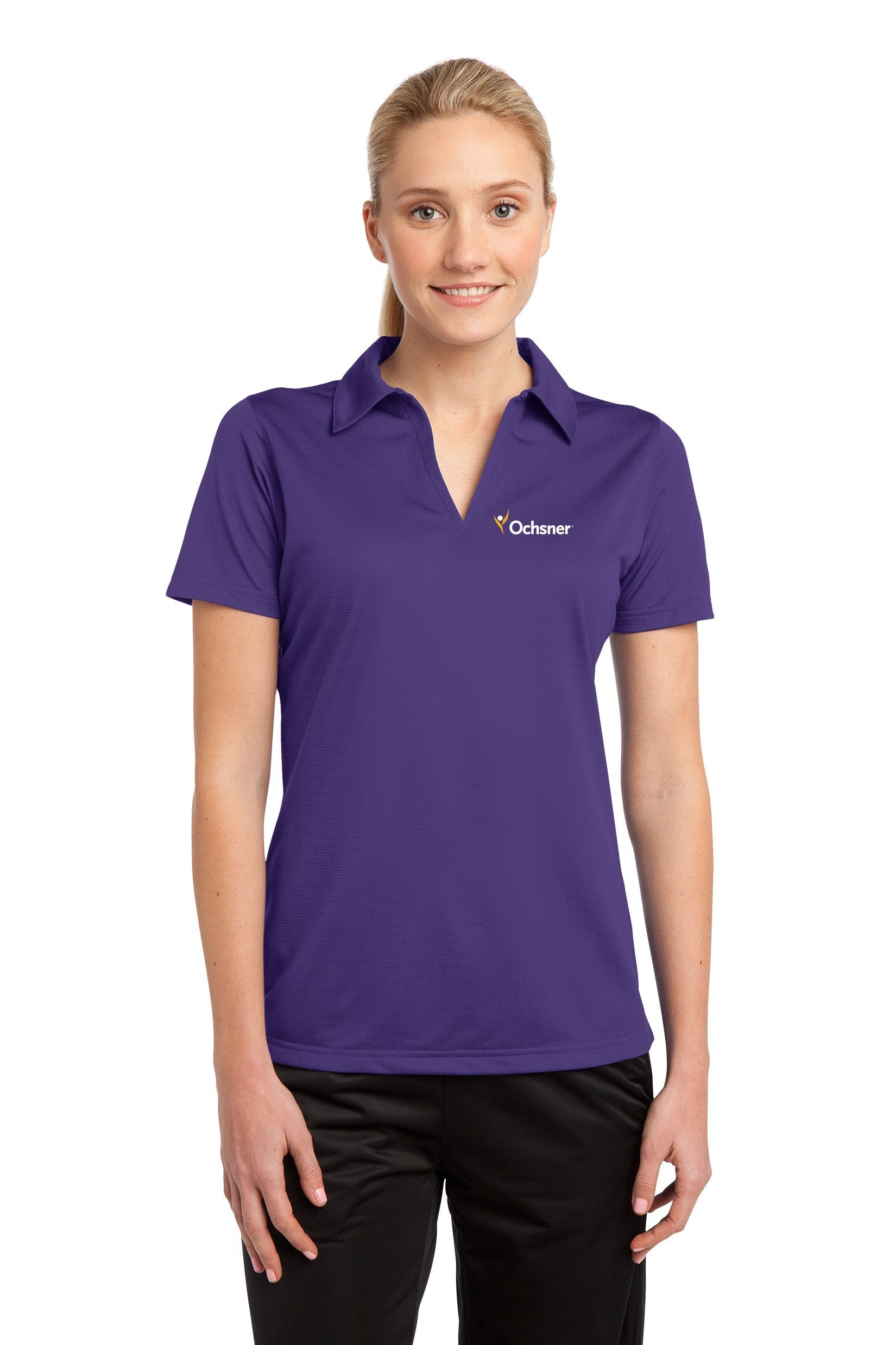 Sportek Ladies  LST690 Polo