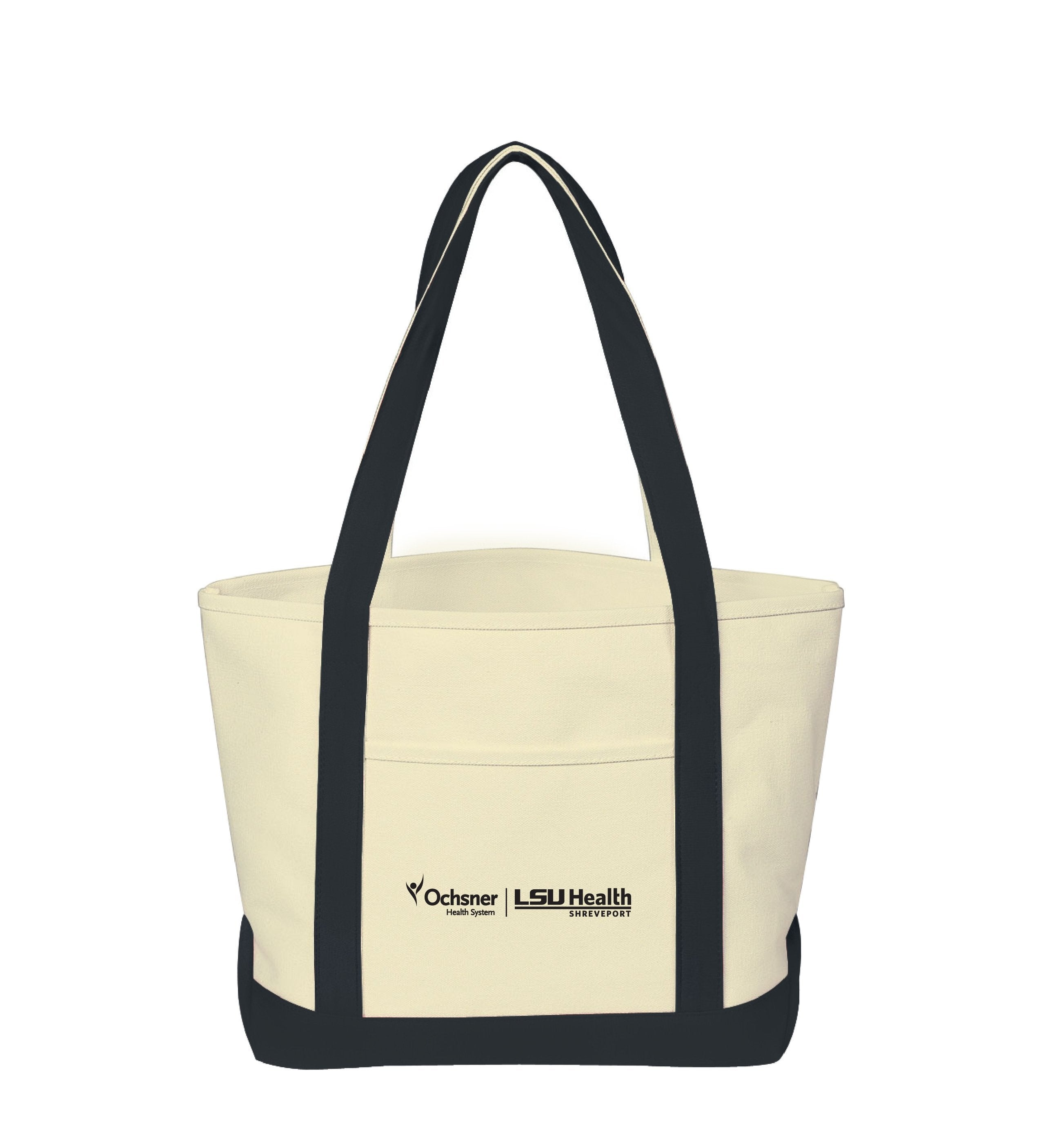 Ochsner/LSU Canvas Tote Bag