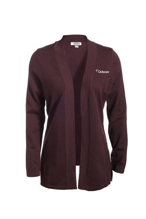 Edwards Women's Open Front Cardigan