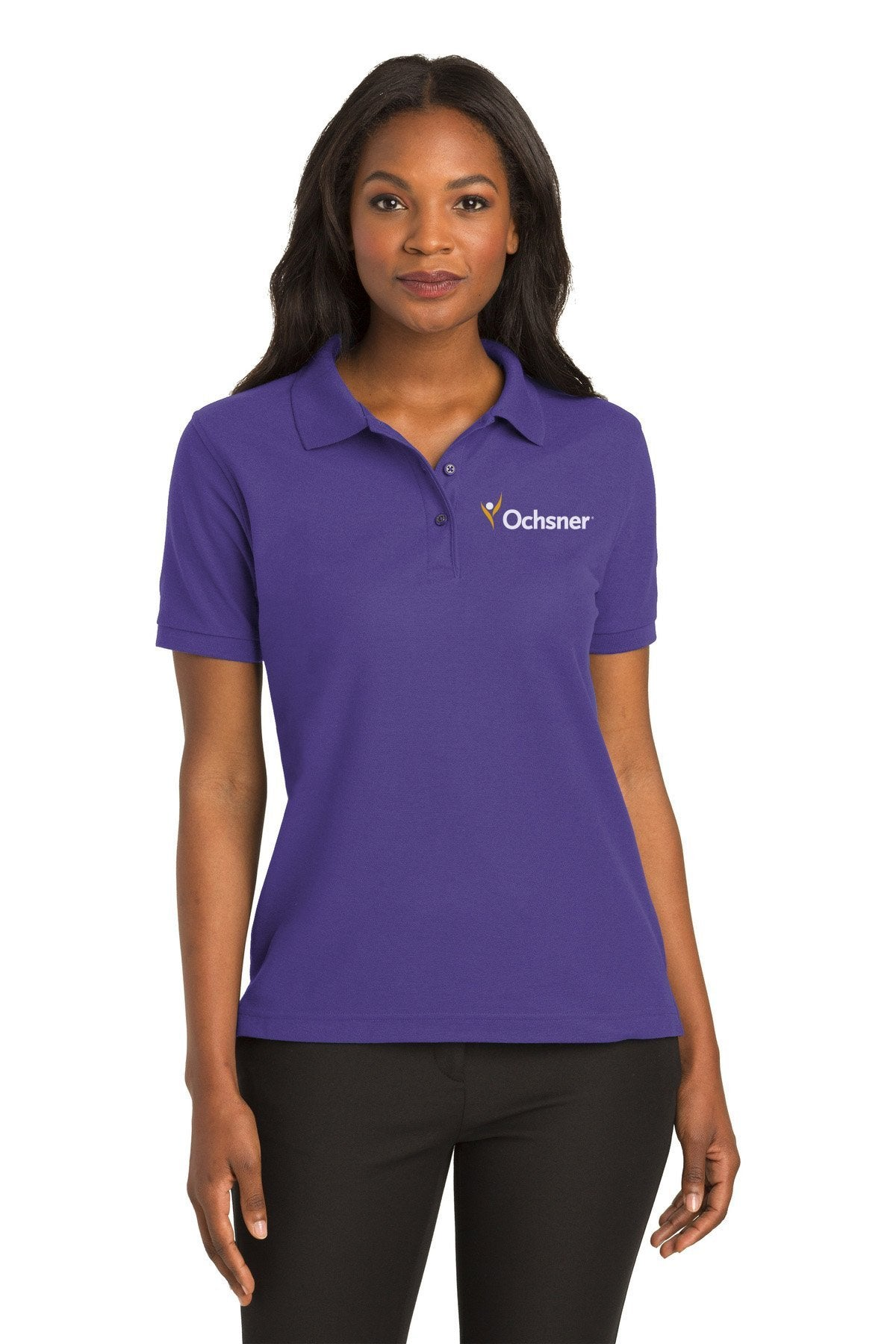 Port Authority Women's Silk Touch Polo #2 w/Ochsner