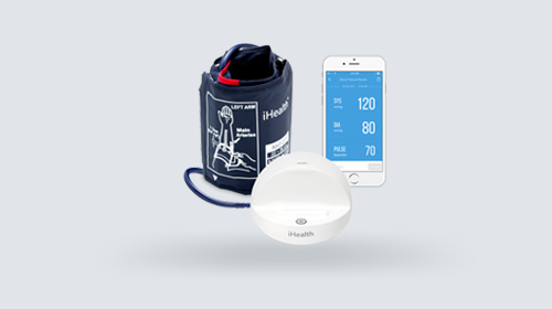 iHealth Ease Blood Pressure Monitor