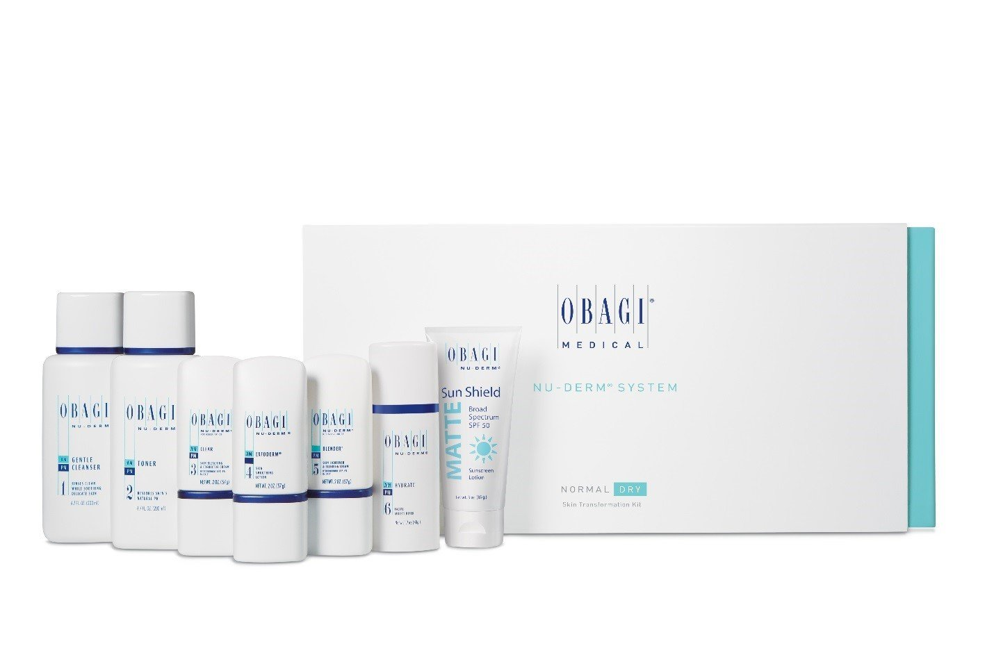Obagi NuDerm Transformation Kit Norm/Dry