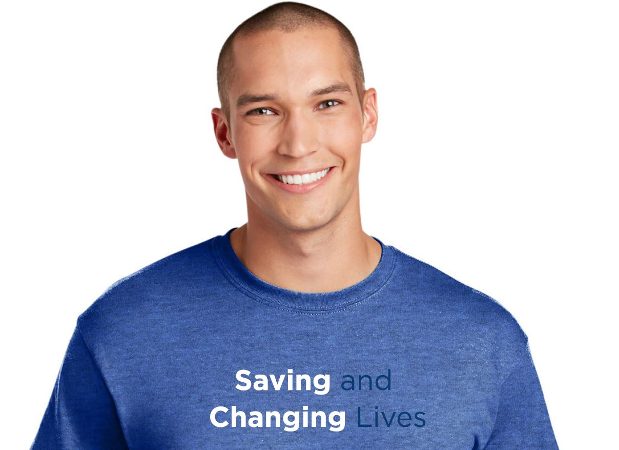 Short Sleeve Saving and Changing Lives