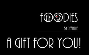 Foodies By Jeannie Gift Cards