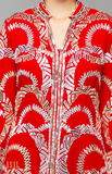 Load image into Gallery viewer, Deep Red Sherwani Set