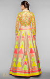 Load image into Gallery viewer, Beige Lehenga With Jacket Blouse