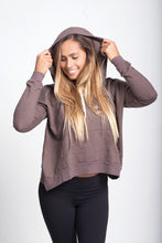 Luv Surf Sunset Hoodie | Brown