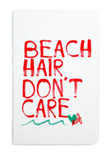Luv Surf Beach Hair Notebook
