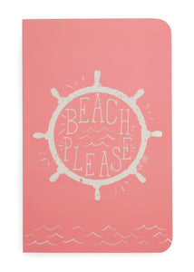 Luv Surf Beach Please Notebook