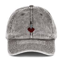 Dead Heart Dad Hat