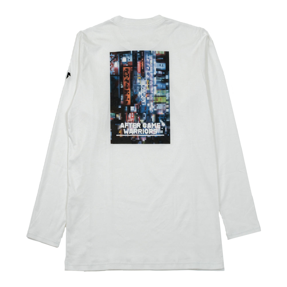 AFTER GAME WORRIORS No.56 Tee L/S  N56A-21106
