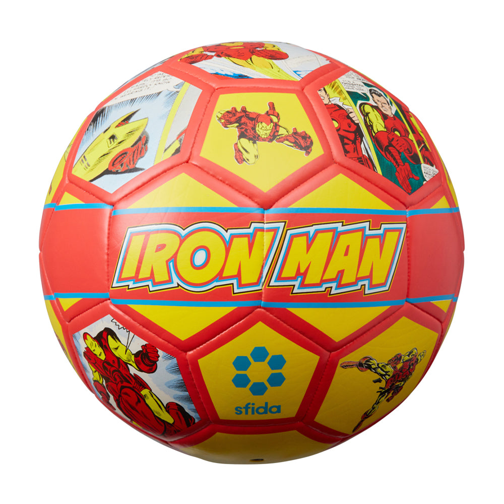 AVENGERS SERIES SOCCER BALL アイアンマン SB-21MV01