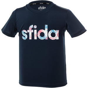 【OUTLET】[キッズ/ジュニア]PALM ロゴプラクティスTシャツ SA-20S04JR - sfida Online Store