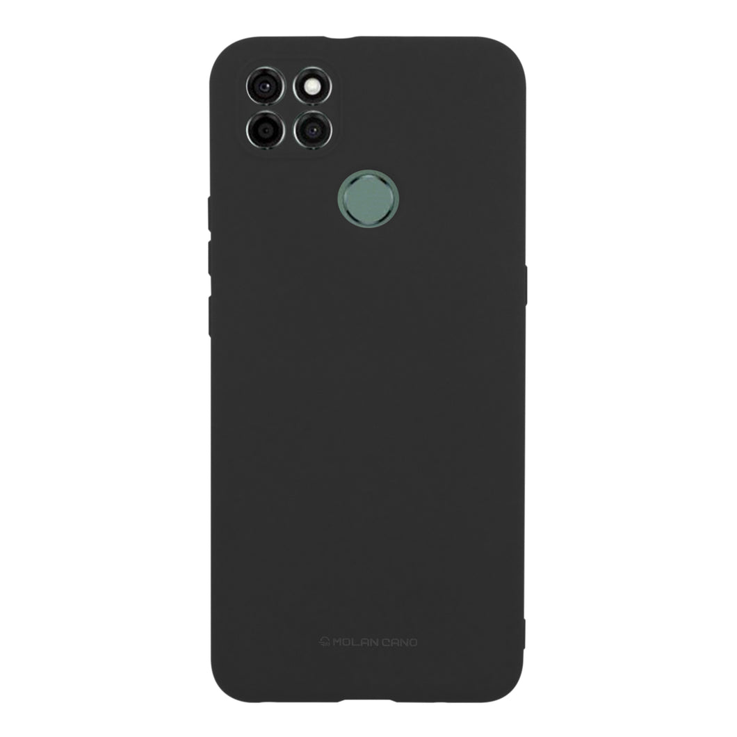Funda Protector Silicon Tacto Suave Molan Cano Jelly Case Para Motorola G9 Power