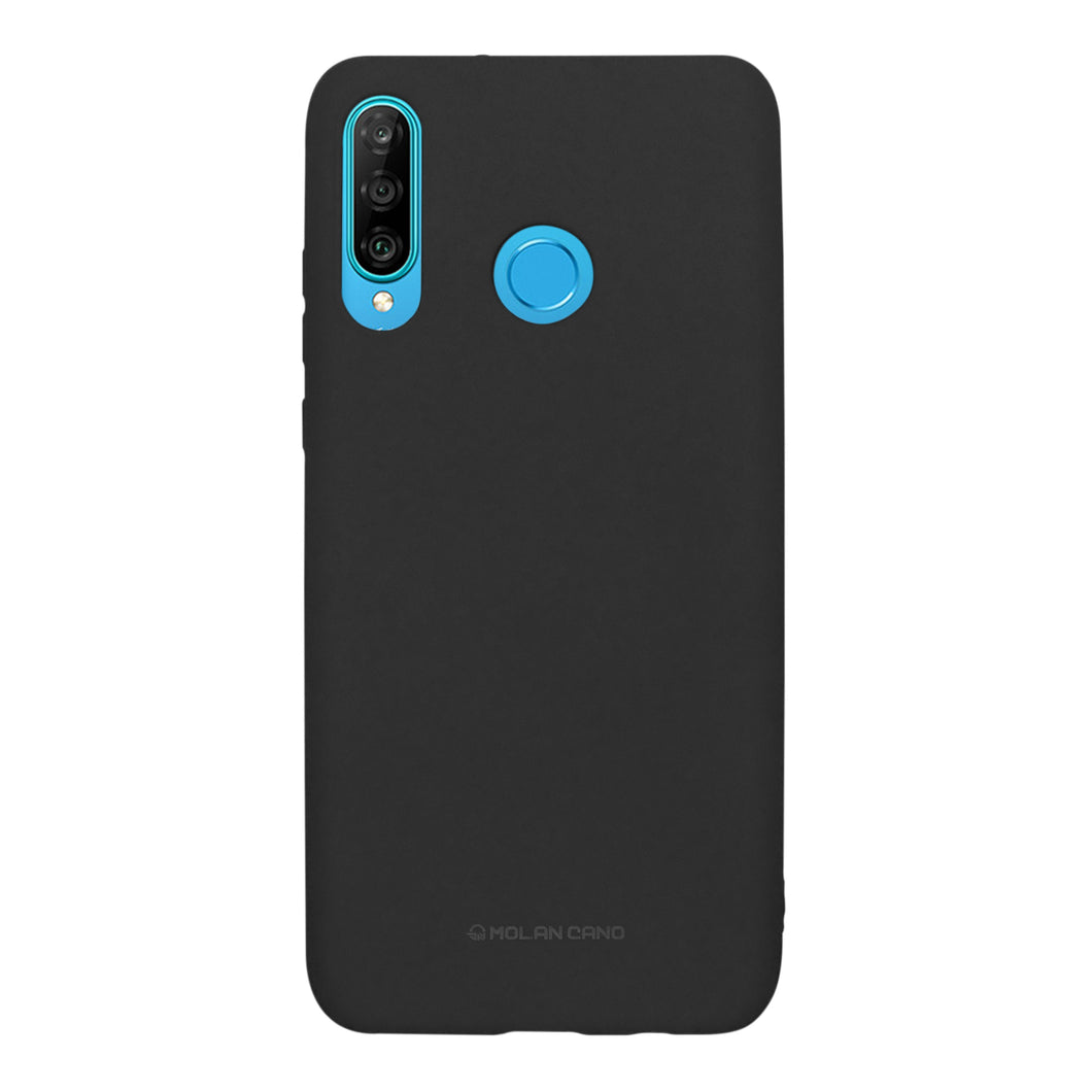 Funda Protector Silicon Tacto Suave Molan Cano Jelly Case para Huawei P Smart 2019