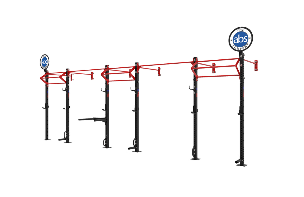 The AbCompany Training 24' Cage Wall-Mounted SGT24W