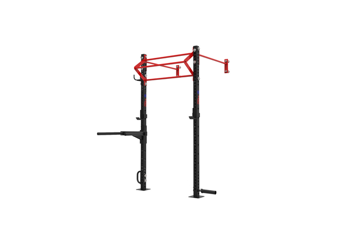 The AbCompany Training 4' Cage Wall-Mounted SGT4W