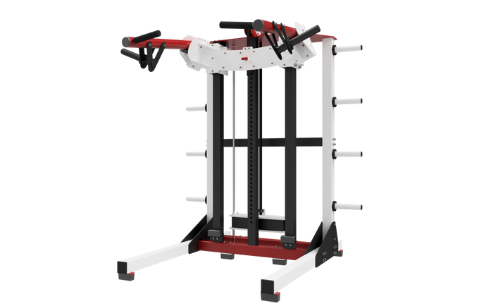 Master Press Strength Machine