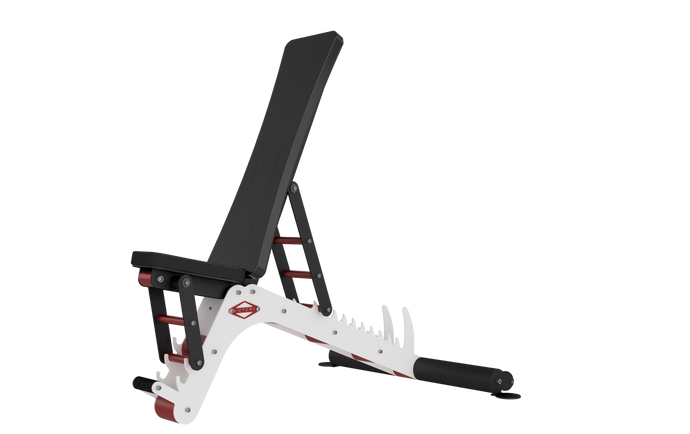 Master Press Adjustable Stinger Workout Bench