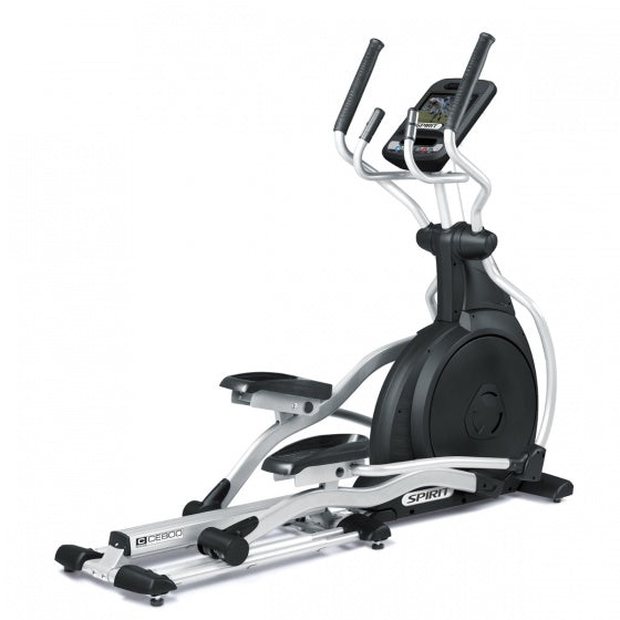 Spirit Fitness Home-Gym Elliptical With Screen Mirroring 15.6