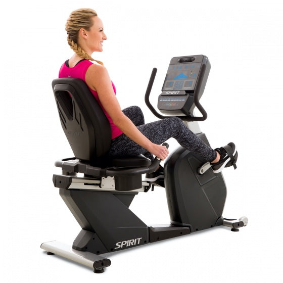 Spirit Fitness Commercial Recumbent Bike (CR900)