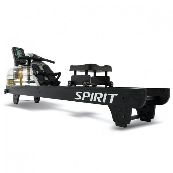 Spirit Fitness Full Commercial Water Rower (CRW900)