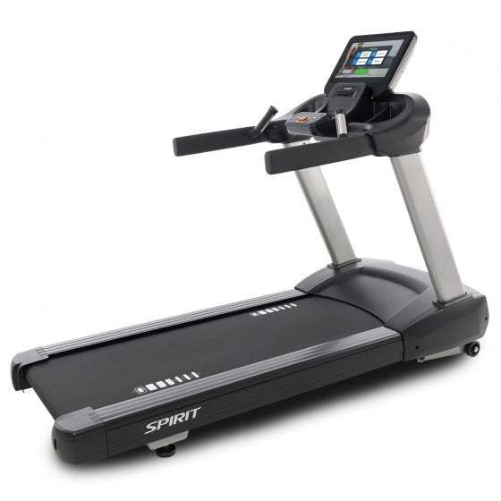 Spirit Fitness Commercial Treadmill With Screen Mirroring 15.6