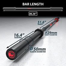 Load image into Gallery viewer, Synergee Rhino Powerlifting Barbell