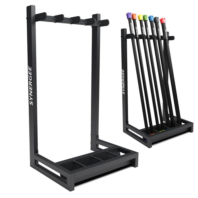 Synergee Weigh Workout  Bar Rack