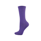 Pussyfoot Non Tight Socks Womens 2-8 Purple