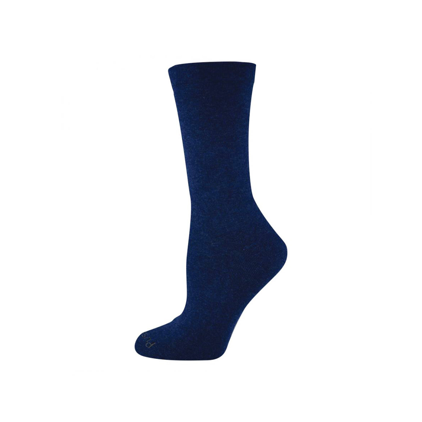 Pussyfoot Non Tight Cushioned Socks Womens 2-8 Denim