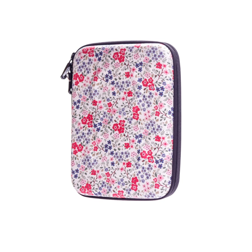 Glucology Limited Edition Floral Travel Cooling Case