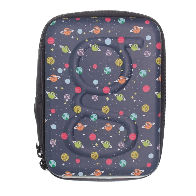 Glucology Limited Edition Diabetes Travel Case Planets