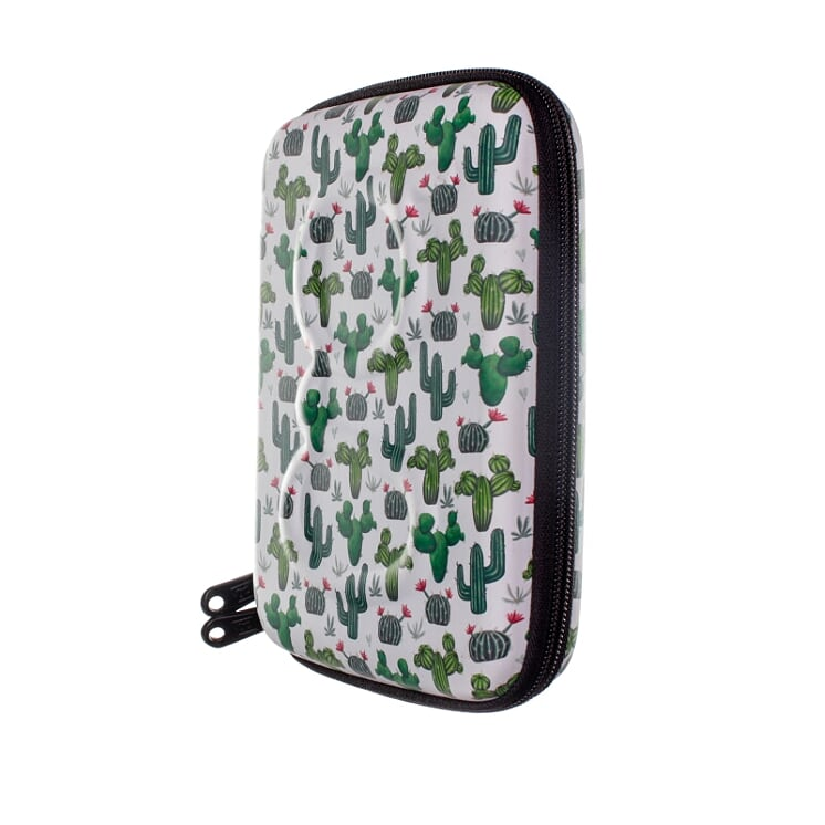 Glucology Limited Edition Diabetes Travel Case Cactus Standard Size|Glucology Limited Edition Travel Case Cactus Plus
