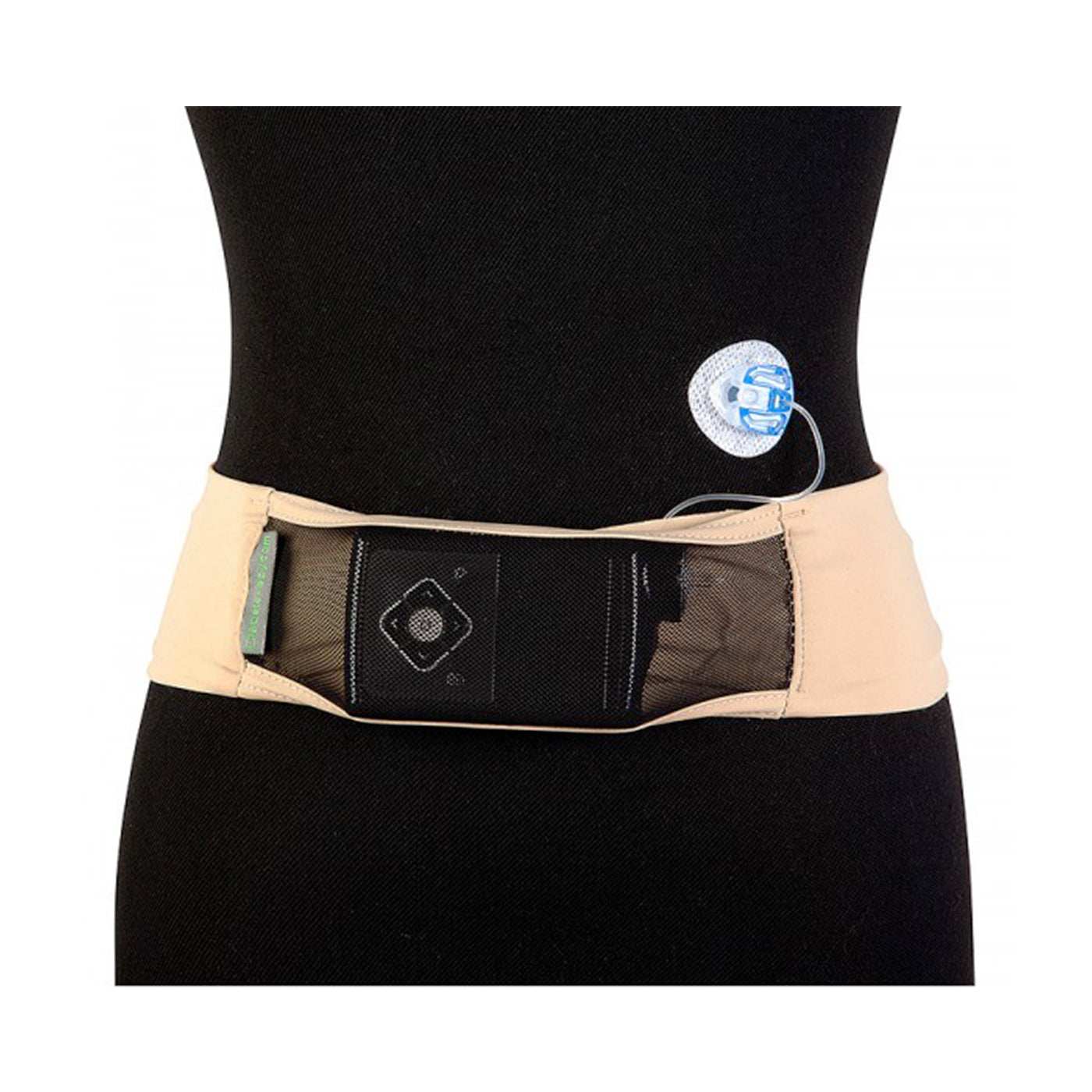 Diabete-ezy View Pump Belt Nude