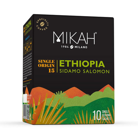 Caffè MIKAH - ETHIOPIA Sidamo Salomon | Single Origin N.15