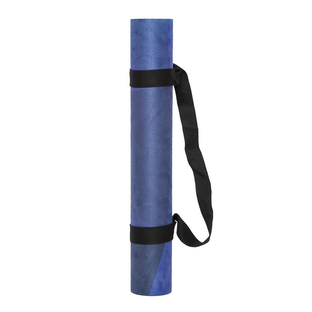 Combo Yoga Mat 3.5mm Geo Blue