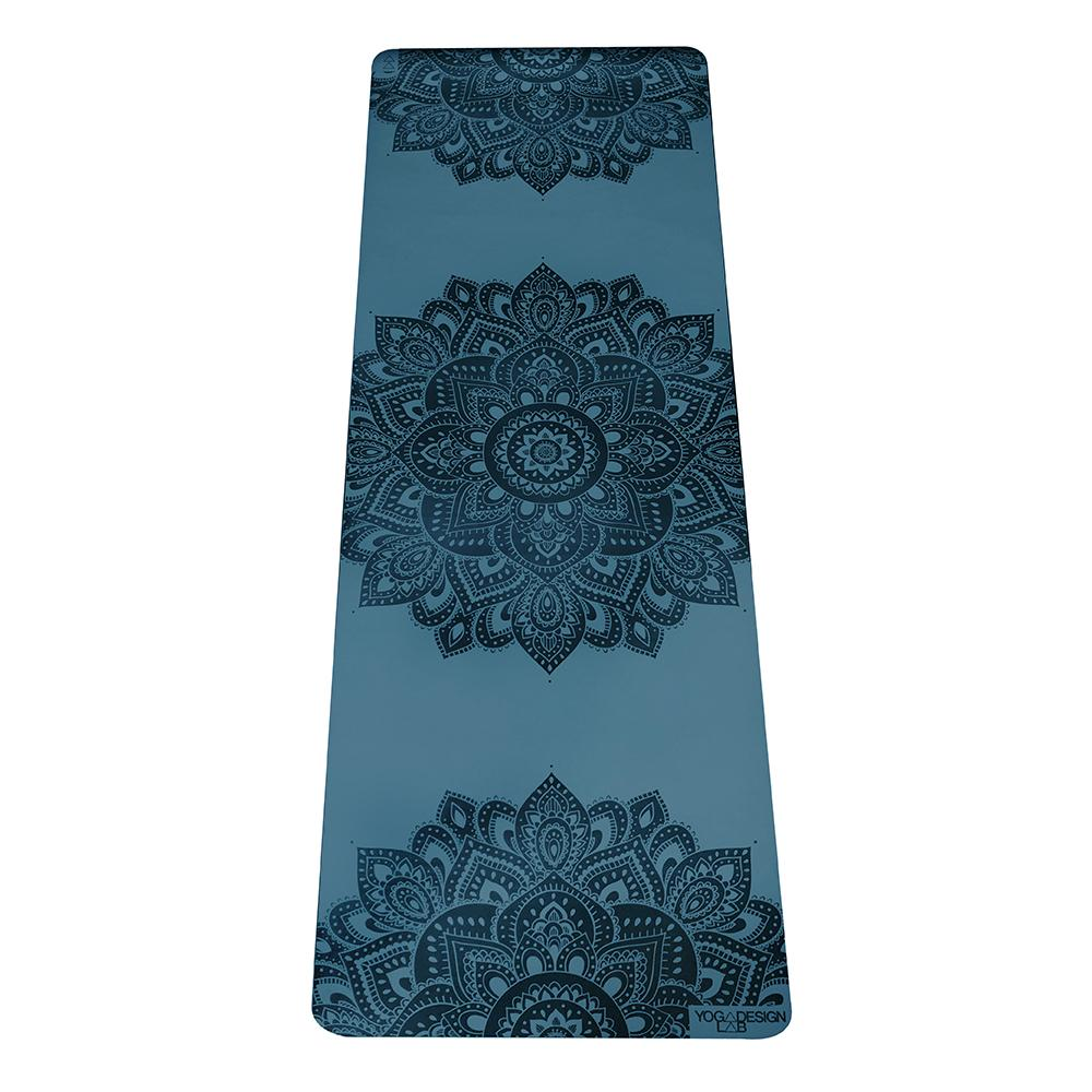 Infinity Yoga Mat 5mm Mandala Teal