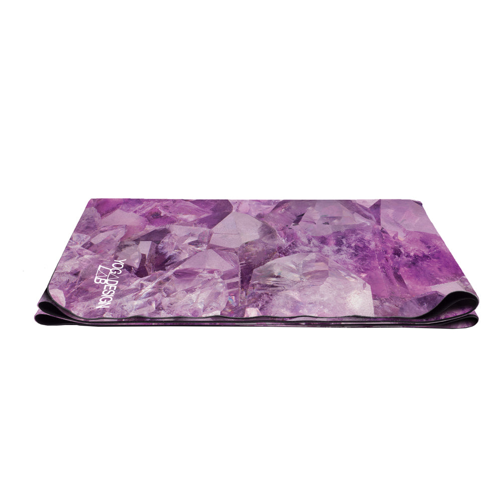 Combo Yoga Mat 1mm Quartz