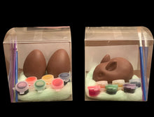 Load image into Gallery viewer, Paint Your Own Milk Chocolate Eggs & Bunnies