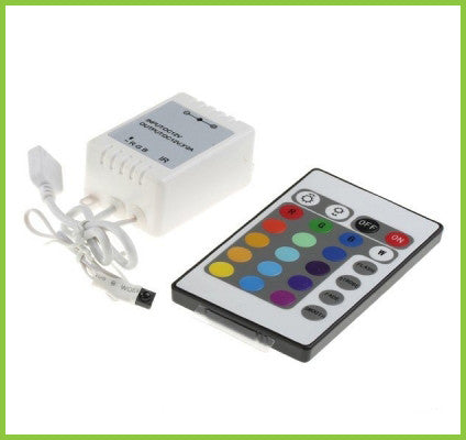 LSG 24 Key Color Remote & Controller