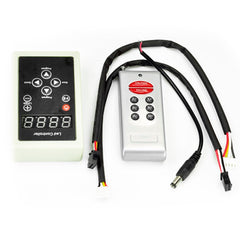 6803 RF Controller 133 Change for Dream Magic Color Chasing 5050 RGB LED Strip