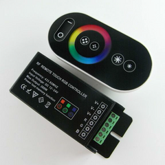 LED RGB 6 key RF Controll Output 3 channels